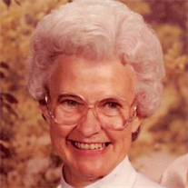 Mrs. Georgie Messer