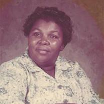 Mrs. Reba Mae Geer