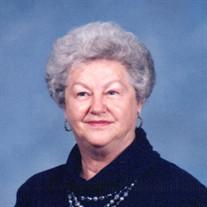 Frances C. Walls