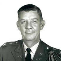 Col. (ret.) Kendrick B. Barlow, Jr.