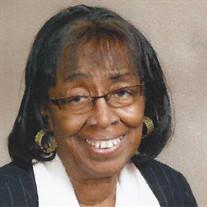 Mrs. Marion Hughes Matthews