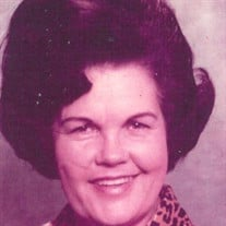 Mrs. Mary Etta Gillis