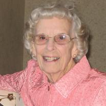Margaret Thompson Tate