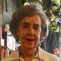 Mrs. Gloria 'Lorraine' Gross