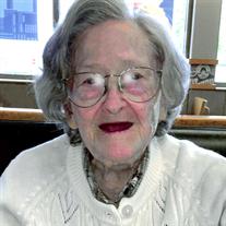 Mrs. Louise King Webb Smith Flowers