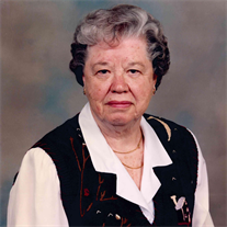 "Gertrude ""Trudy"" Williams"