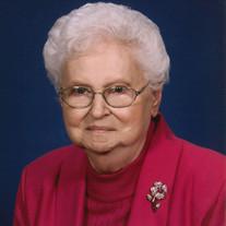 Frances Virginia Christie