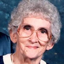 Velma Ruth Hurd
