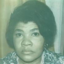 Mrs. Blanche Olivia Leverett