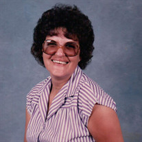 Mrs. Geraldine Elizabeth Robertson
