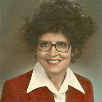 Betty Jo Pearson