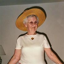 Mrs. Janet Mae Mattes