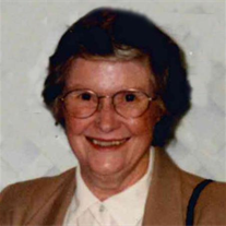 Mrs. Ruth Hopwood Thomason