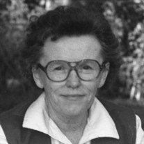 Marion Scott Dunbar