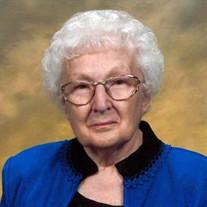 Florence Evelyn Sullender