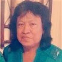 Mrs. Alicia Barrientos Delgado