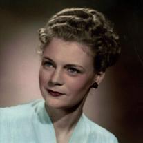 June Blair Snellgrove