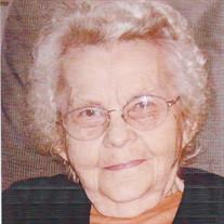 Mary Frances Hicks
