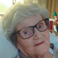 Clara Mae McKenzie
