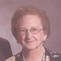 Betty Ann Marie Petitjean Mendoza