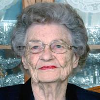 Edith Pearl Metzger