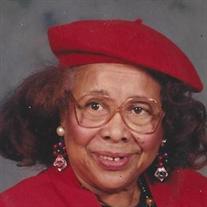 Mrs. Modora Sullivan Thompson