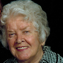 Mrs. Margaret Wood