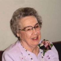 Mrs. Opal Trogdon McNair
