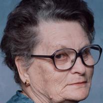 Beulah Francis Baker Mullen