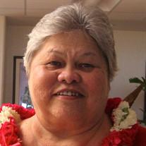 Peggy  Kathleen (AhYat) Mokunui