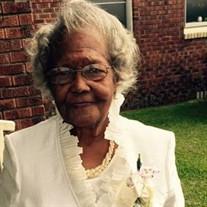 Mrs. Mary Lee Jordan