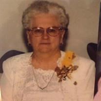 Martha Sue Garrett Lucas