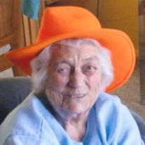 Mrs. Gladys  Mae Butts