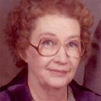 Mrs. Betty Redelsperger