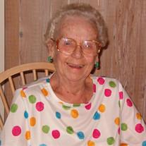 Doris  Elizabeth Rishel