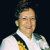 Anna Webb Domengeaux