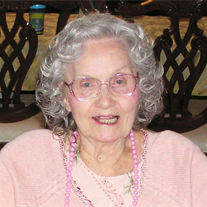 Mary Juanita Burdette  Young