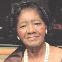 Ms. Jessie Rose Rideau