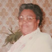 Mrs. Sarah Lee Thomas