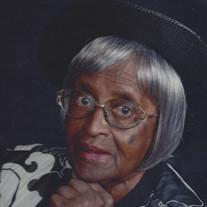 Ms. Helen Zacharie Boutte