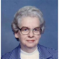Gertrude McClain