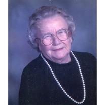 Mildred Shumaker
