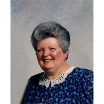 Thelma E. Melampy Teddy