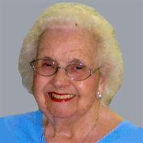 Clara Jean Upchurch