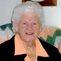 Betty Jo Benfield Johnson  Buchanan