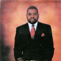 Rev.  Darren Napoleon Malone