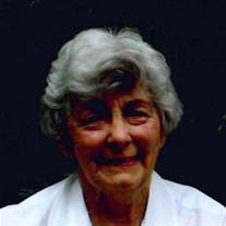 Mrs Elizabeth Hayes McCarty
