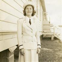 Edith  Downs Tomlin (DADE)