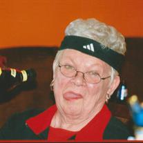 Mrs. Maudie M. Gilbert of Hoffman Estates