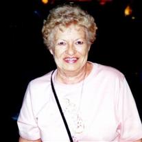 Peggy  Ann Hurley